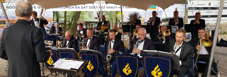 Politie BigBand Oost-Nederland